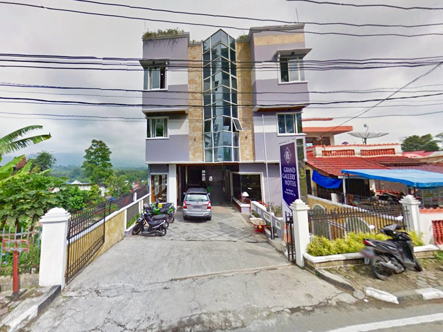Grand Gallery Hotel Kota Bukittinggi Indonesia