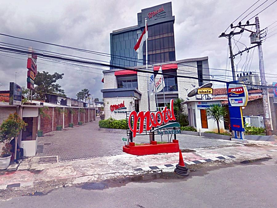 Meotel Kebumen, Kabupaten Kebumen - Indonesia