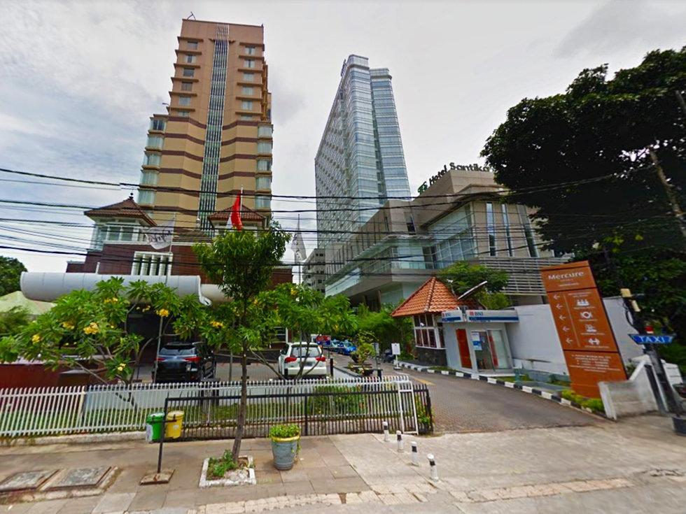 Mercure Jakarta Kota Hotel Hayam Wuruk Jakarta Barat Indonesia