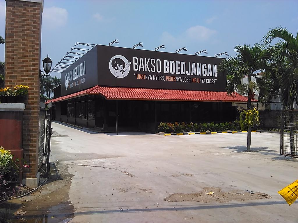 Bakso Boedjangan Cikeas Gunung Putri Bogor Indonesia